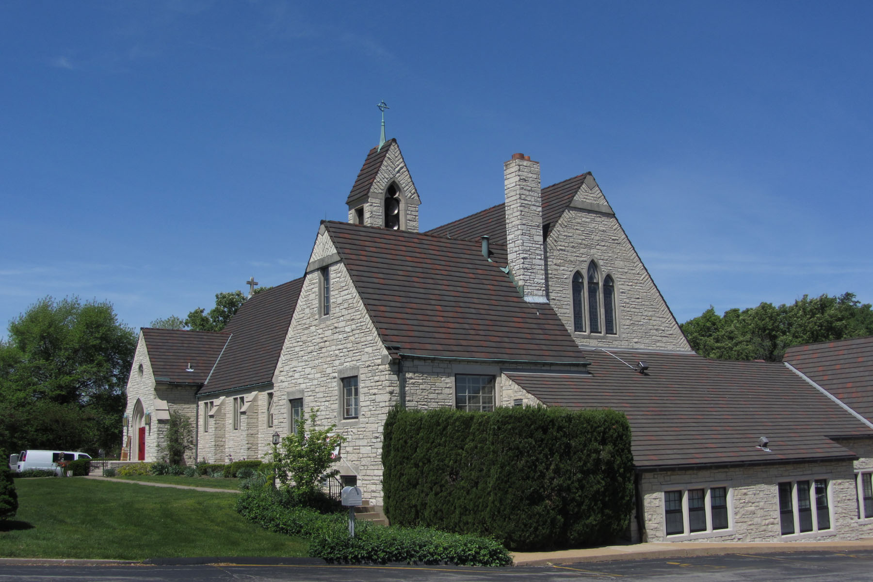 Immanuel lutheran church olivette st louis genealogical society immanuel lutheran olivette fandeluxe Image collections