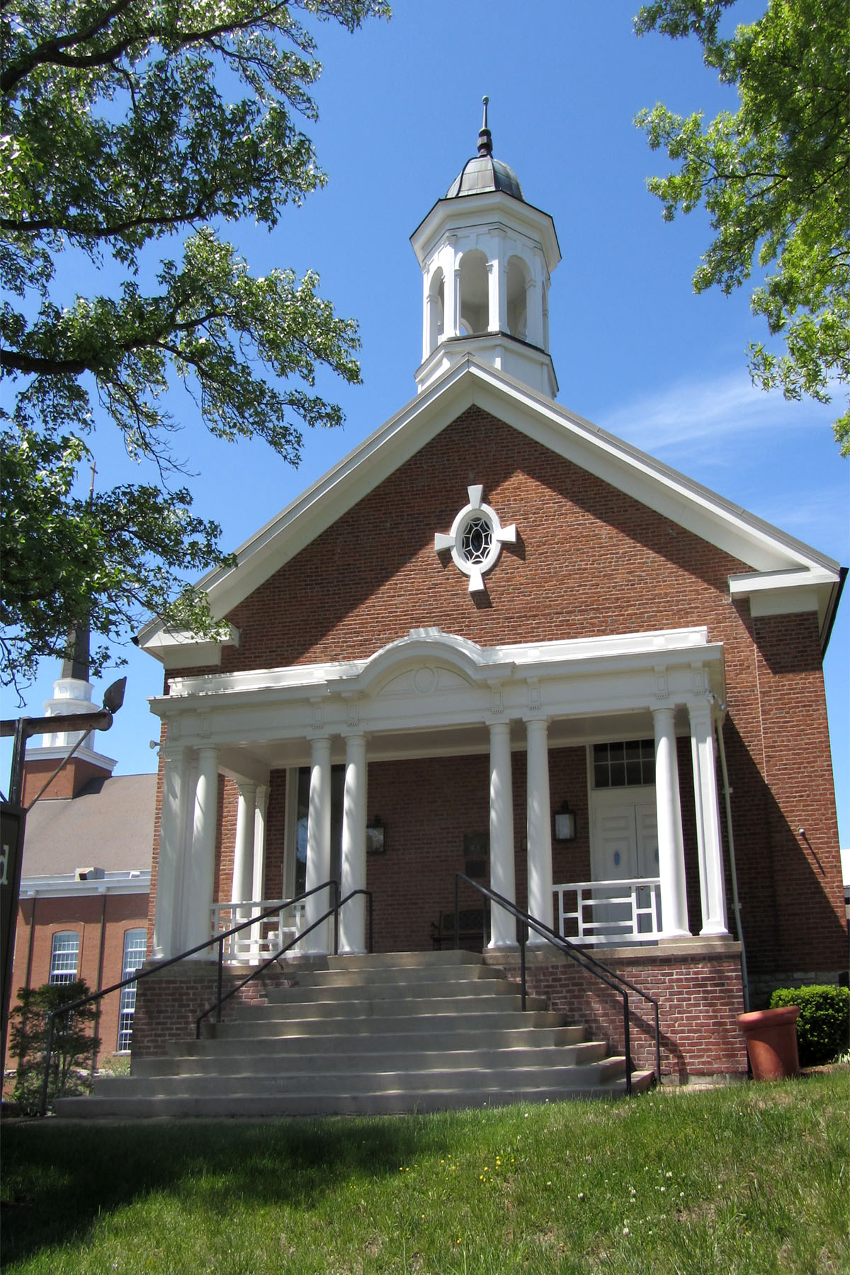 Manchester united methodist church st louis genealogical society manchester methodist fandeluxe Gallery
