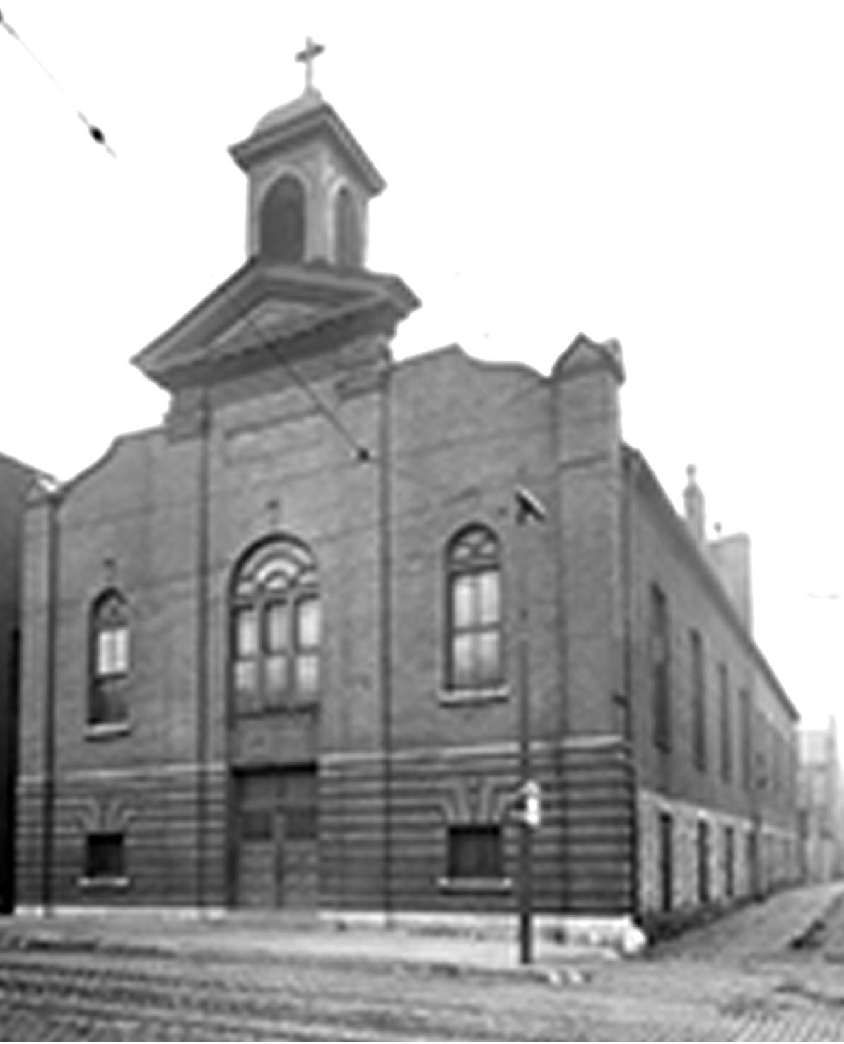 Salem united methodist church st louis genealogical society salem methodist church 4301 page fandeluxe Gallery