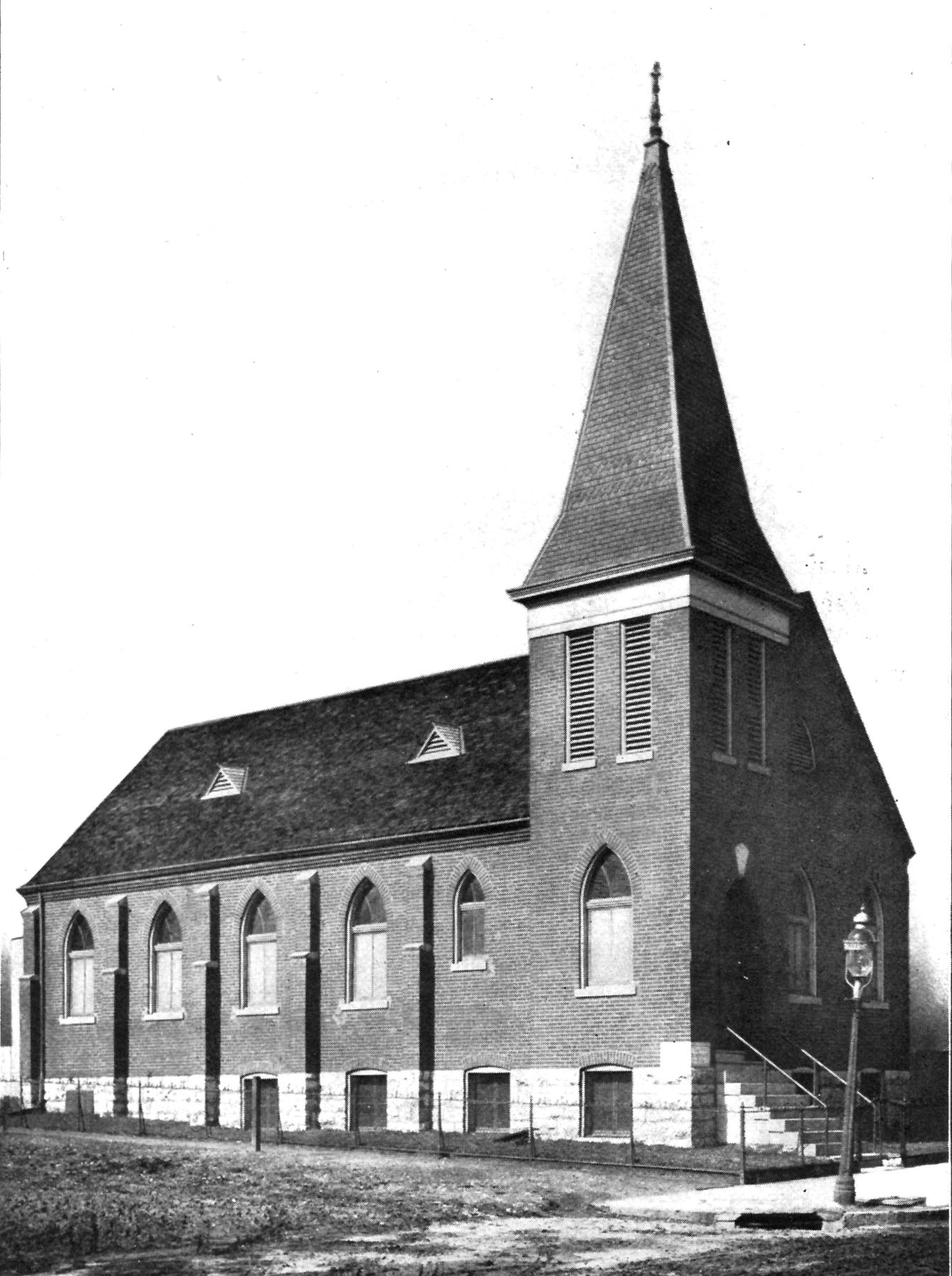 St. Andrew Evangelical Lutheran