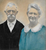 Albin and Inez Allen
