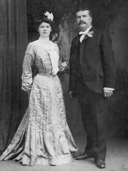 Kate Devaney and William Sullivan