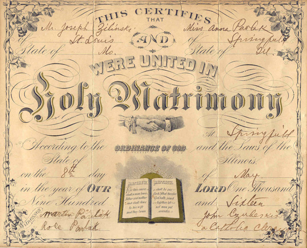 Lost & Found Photos - St. Louis Genealogical Society